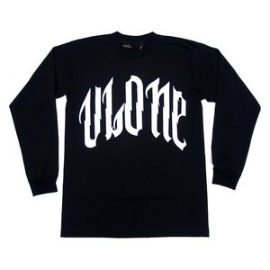 Vlone Volume Long Sleeve Tee XL